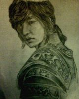Lee Minho as Choi Young by camzy123