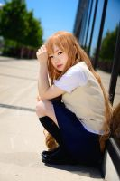 Taiga Summer uniform - 04 by MissAnsa