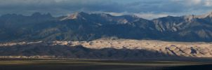 The Great Sand Dunes by PhilipBohlmann