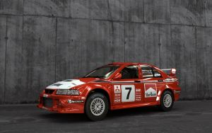 Tommi Makinen Evo VI TME by motionmedia