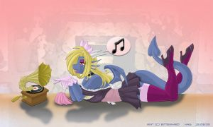 Musical Interlude by avencri