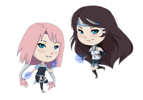 Contest: Manku Chibis by Lu-chan11