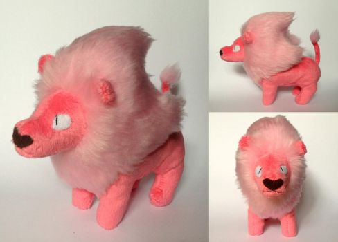 Lion Prototype Plush by Pannsie
