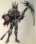 Prometheus X Armored by Stardust-Dragon