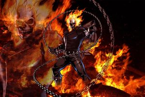 MVC Ghost Rider by ighor5