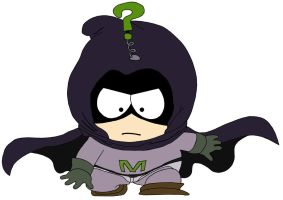 Mysterion - Action Pose 15 by megasupermoon