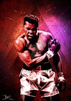 Muhammed ali by DemircanGraphic