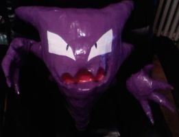 Haunter by DuctileCreations
