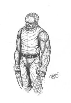 OLD LOGAN by drull