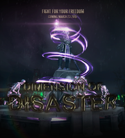 Dimension of Disaster (film poster) by RaizeDesigns
