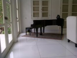 My Grand Piano at my house by abbey1010