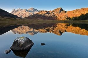 Blea Tarn by Simibean