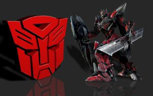 Sentinel Prime Transformers (Autobot) by PlaviDemon