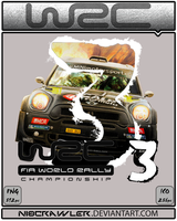 WRC 3 Icon by Ni8crawler