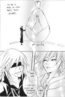 KH Doujinshi - Will page 3 by BonBonPich