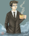 Coffee? by Isay