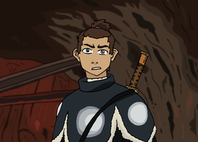 Sokka by faithless12