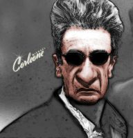 Michael Corleone by luh-yart