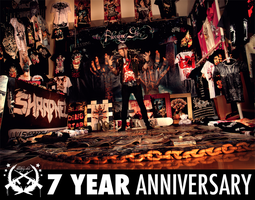 Bleeding Star 7th Anniversary by BleedingStarClothing