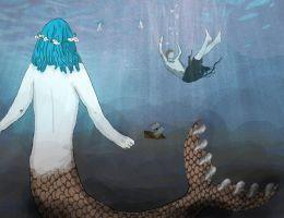 The Little Mermaid One by ninaheather