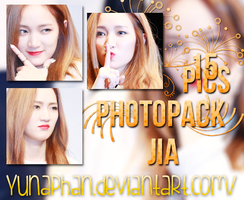 PHOTOPACK Jia (Miss A) #209 by YunaPhan