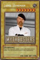 Mythbusters YuGiOH Card VI by Coldflare101