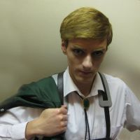 Erwin Smith Cosplay by WiredintoSpace