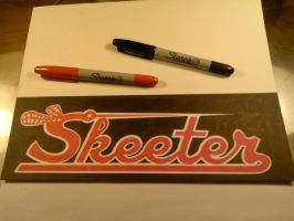 Skeeter Logo by TRACER70