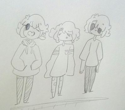Ocs by HarmonyPainter