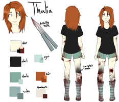Void Proxy Thalia Ref by JustVeros