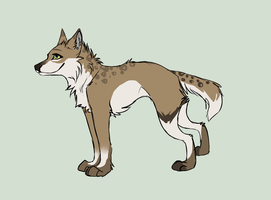Wolf Adopt 3 by HiromiWolf