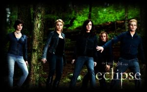 The Cullens - Eclipse by zsorzset