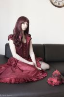 Victoria Rouge by Kawaii-x-Stock