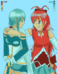 (Palettes 66 and 92) KyouSaya by TheApatheticKat