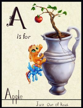 A Is For by viwrastupr