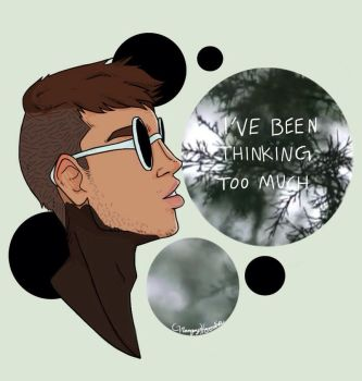 I've Been Thinking Too Much by maxibillion