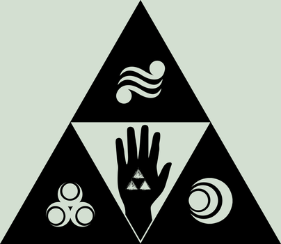 Zelda Iconography by SirNosh