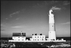 Portland Bill Lighthouse 7 by millsnickdave