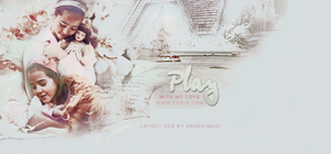 Play With My Toys by Hanen-Madi