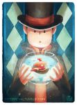 Layton and the Bostonius by MTerrenal