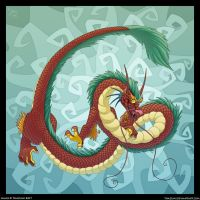 Chinese Draggy by thazumi