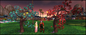 Nath and Sen's Wedding - Beautiful trees by Ammeg88
