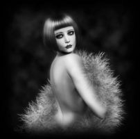 BOW - 1 - PRINT by Art-by-Lully