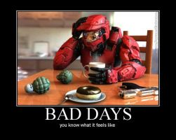 Bad Days by ODST-Training