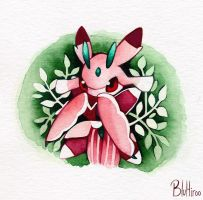 Watercolor Lurantis