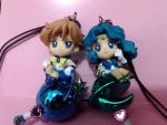 Sailor Moon Twinkle Dolly Set 2 by MichiruPLANET