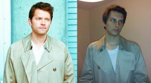 Castiel - I watch the bees by TheNaitsyrk