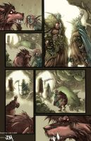 Color Sample-Wow Curse Of The Worgen 3 by Lullabi by JorgeSutil