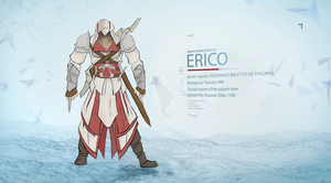 ERICO 3.0 TEMPLATE by ShortEthan
