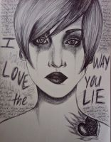 Love The Way You Lie by Is-a-nut412